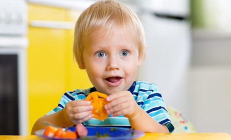 Healthy Eating for Tots