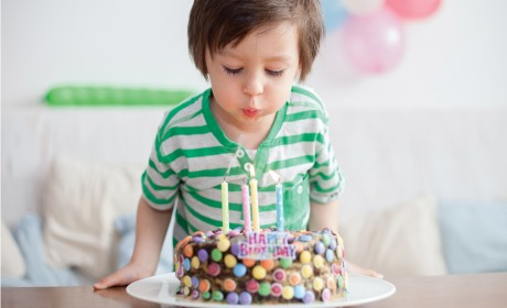 Just-Right Toddler Parties!