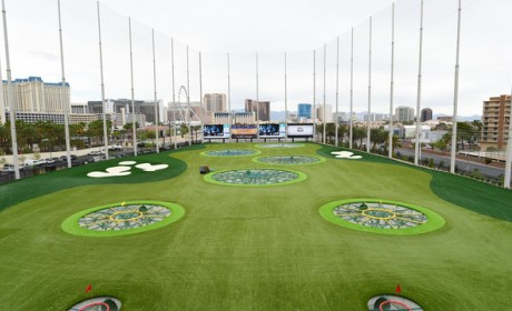 Topgolf Offers New Interactive Angry Birds Game Mode