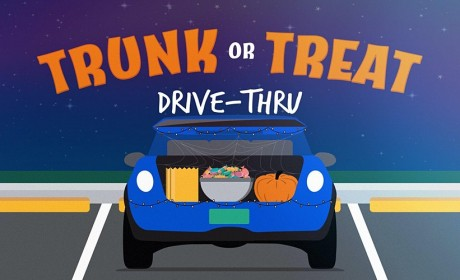 Traffic Safety Task Force to Host Trunk-or-Treat Drive Through