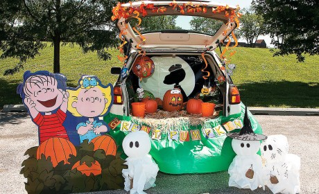 Outdoor Halloween Events and Trunk or Treats in Middle Tennessee