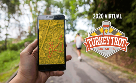 GraceWorks Plans Virtual Turkey Trot Event