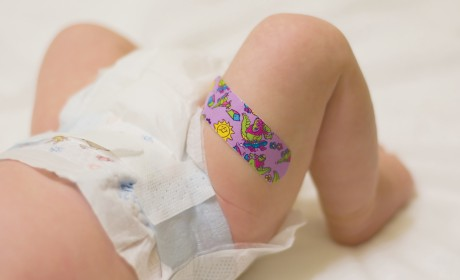 Get Caught Up Now on Childhood Immunizations