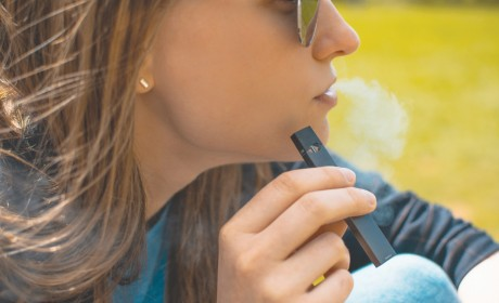 Protect Your Kids From Second-Hand Vapor