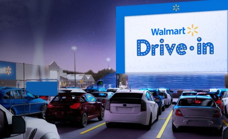 Free Walmart Drive-In Movies Coming to Multiple TN locations