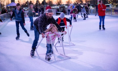 Ice Skate with the Family This Season at Winterfest 2020