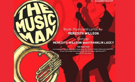 'The Music Man' Opens Sept. 10 in Smyrna