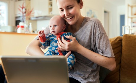 7 Ways to Celebrate Mother's Day Virtually