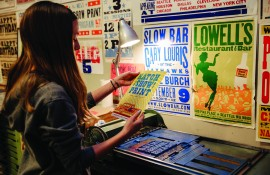 Holiday Cards with Hatch Show Print (Online)