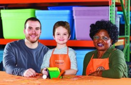 Home Depot Kids' Workshop
