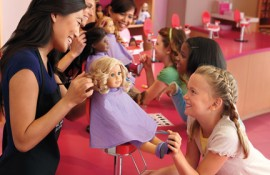 Doll Hair Salon Spectacular