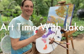 Art Time with Jake (Online)