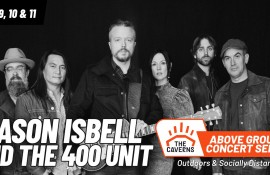 Jason Isbell and the 400 Unit at The Caverns