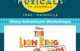 Disney Musicals in Schools Workshops: The Lion King KIDS (Online)