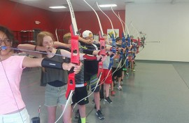 Archery Homeschool Day