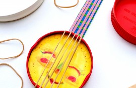 Recycled Bluegrass Banjos (Online)