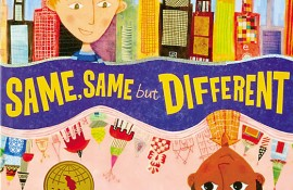 Storytime with the Frist: Same, Same but Different (Online)