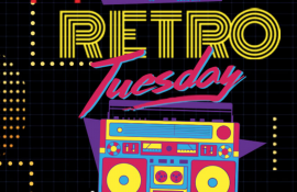 Retro Tuesdays at Plaza Mariachi