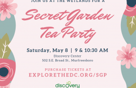 Secret Garden Tea Party