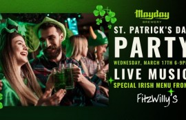 St. Patty's Day Party at Mayday Brewery