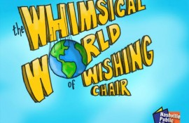 The Whimsical World of Wishing Chair (Online)