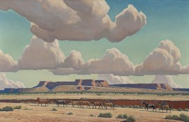 Creating the American West in Art Opens at The Frist