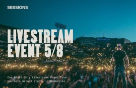 Zac Brown Band Livestream (Online)