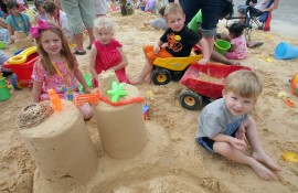 Barfield Beach Party