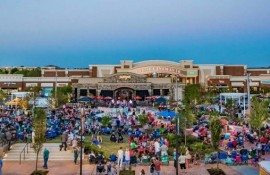 Summer Concert Series at Streets of Indian Lake