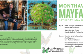 Monthaven Mayfair: A Night of Musings, Music, and Magic!