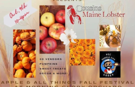Apple and All Things Fall Festival