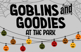 Goblins and Goodies at the Park