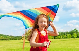 Kite Fest at Mill Ridge Park
