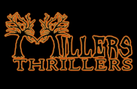 Millers Thrillers Haunted Woods