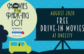 Movies In The Park-ing Lot
