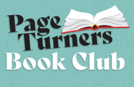 Page Turners Book Club (Online)