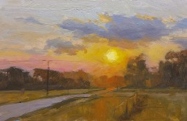 Landscape Oil Painting for Beginners to Experts