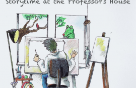 Storytime at the Professor's House (Online)