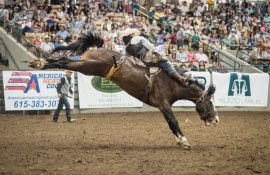 Keeping the Franklin Rodeo Tradition Alive