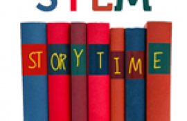 STEM Storytime with Miss Emily (Online)