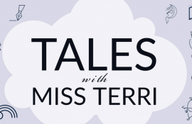 Tales with Miss Terri (Online)