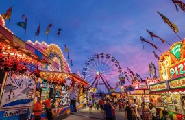 Get Your Carnival Fill at Thrillville, Sept. 9-19