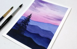 Goodlettsville Art Group: Watercolor Painting