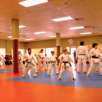 Bill Taylor's Bushido School of Karate Gallery