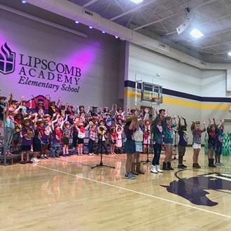 LA Summer at Lipscomb Academy Gallery