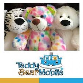 Teddy Bear Mobile Gallery