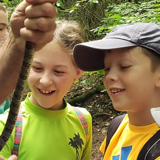 Naturalist Camps at Warner Park Nature Center Gallery