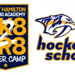Predators Hockey School & Scott Hamilton Skating Academy Sk8-2-Gr8