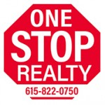 Tony Robinson, One Stop Realty