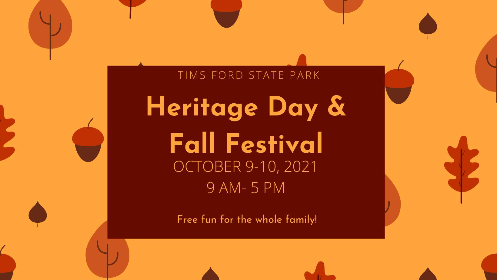 Tims Ford State Park Heritage Day and Fall Festival